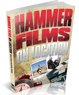 Hammer films on Location Book