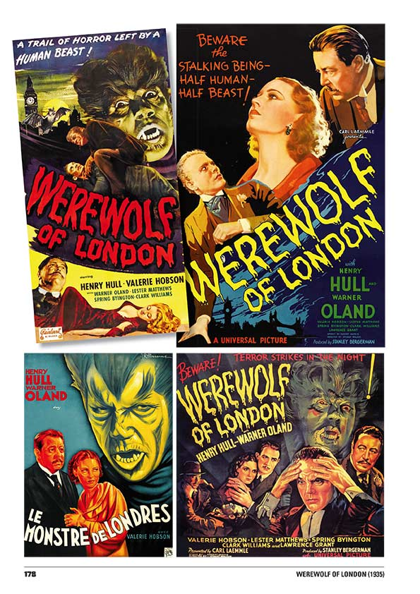 Fantastic Films of the Decades - The 30s