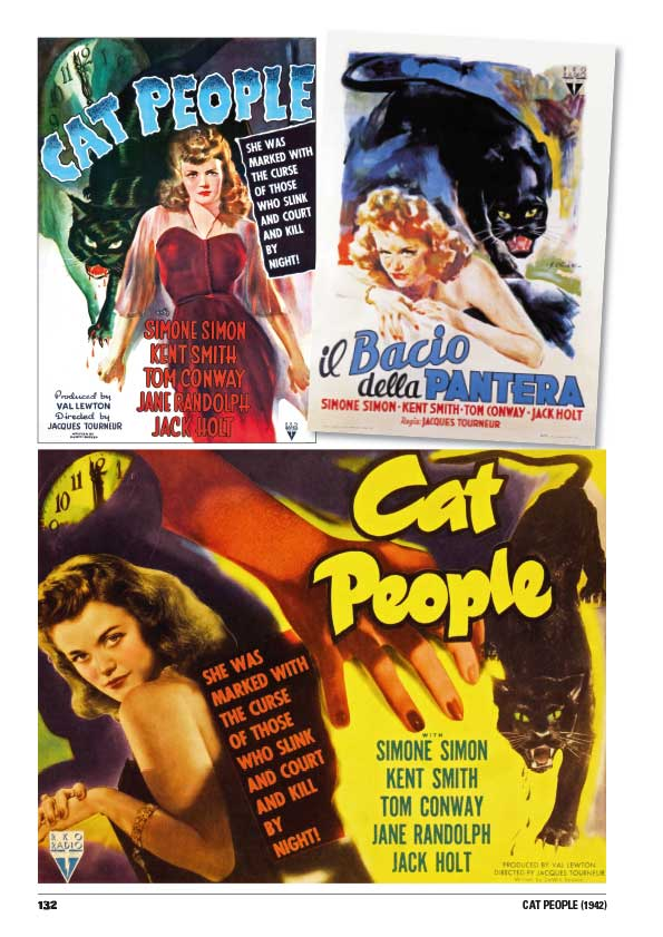 Internal page Fantastic films of the Decades the 40s