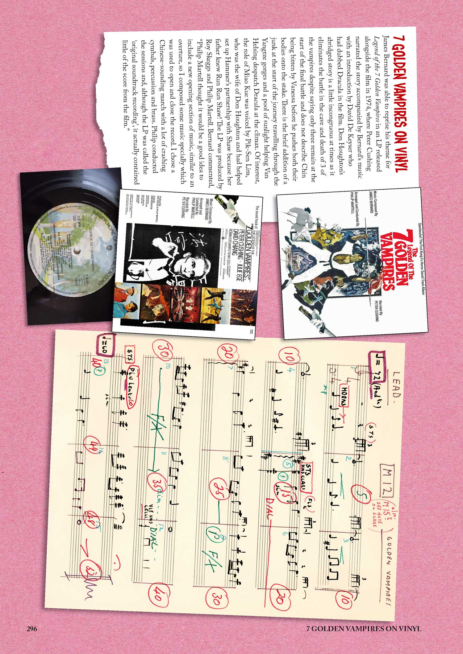 7 Giolden Vampires Inside page