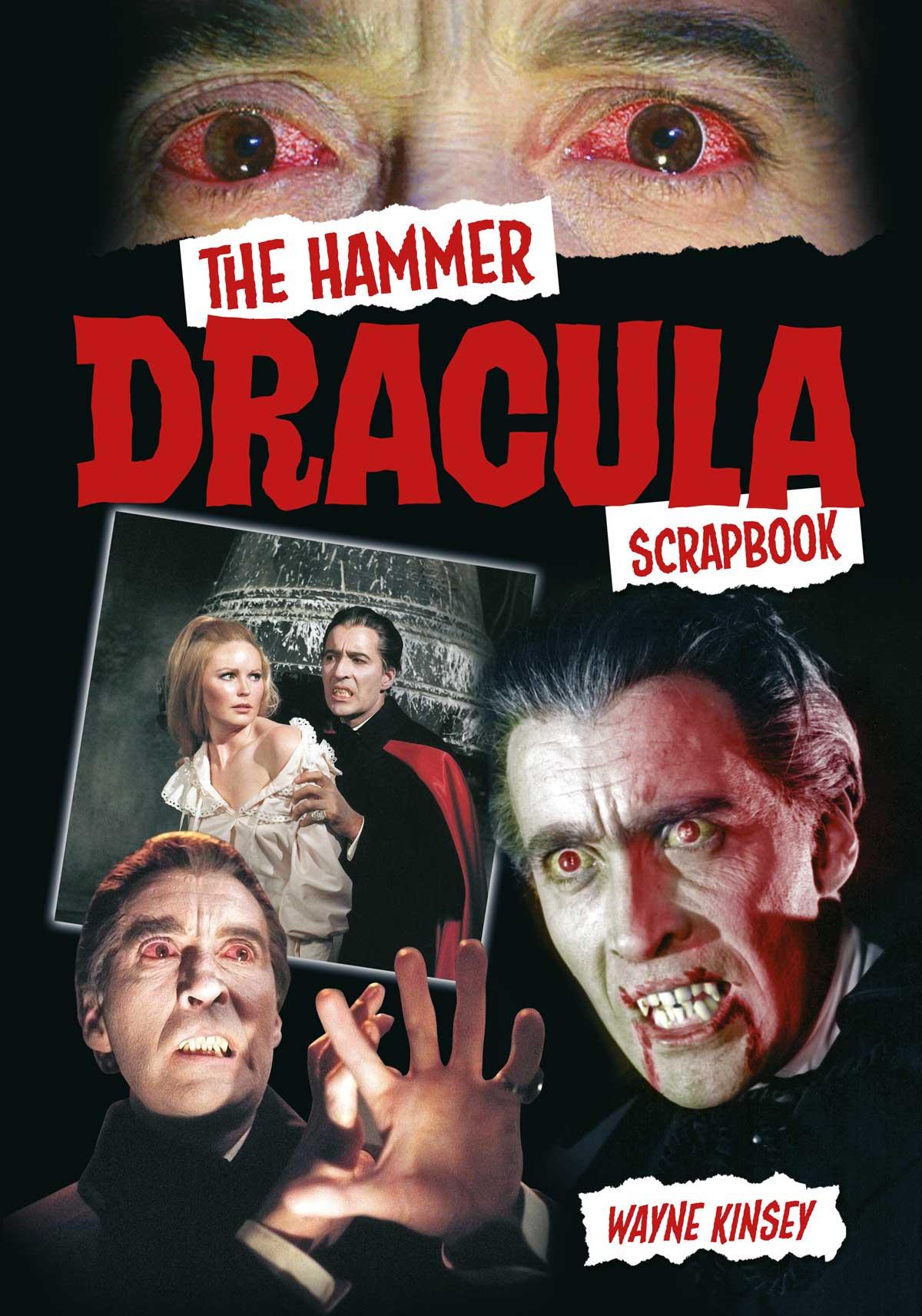 Hammer Dracula Scrapbook