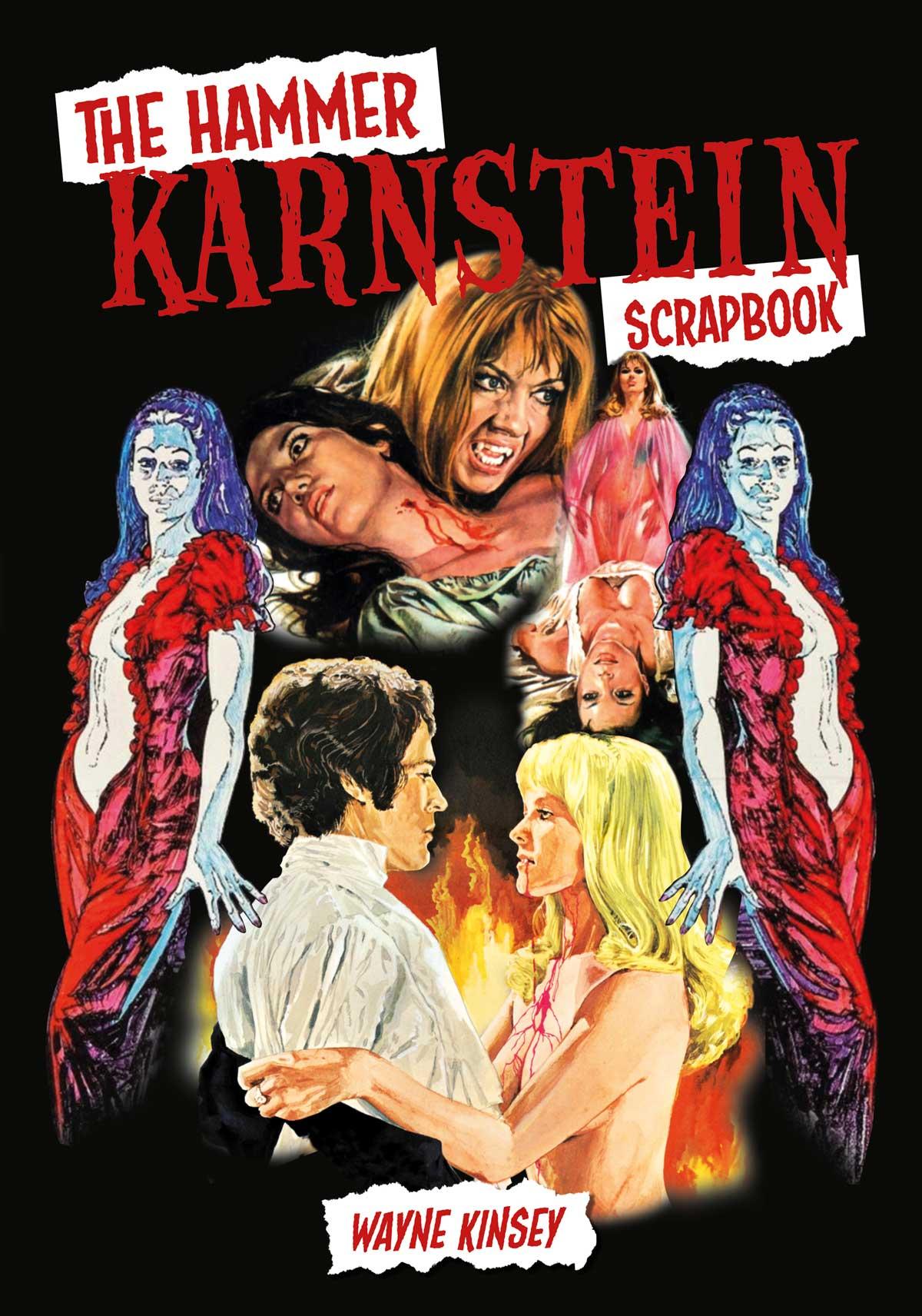 Hammer Karnstein Scrapbook