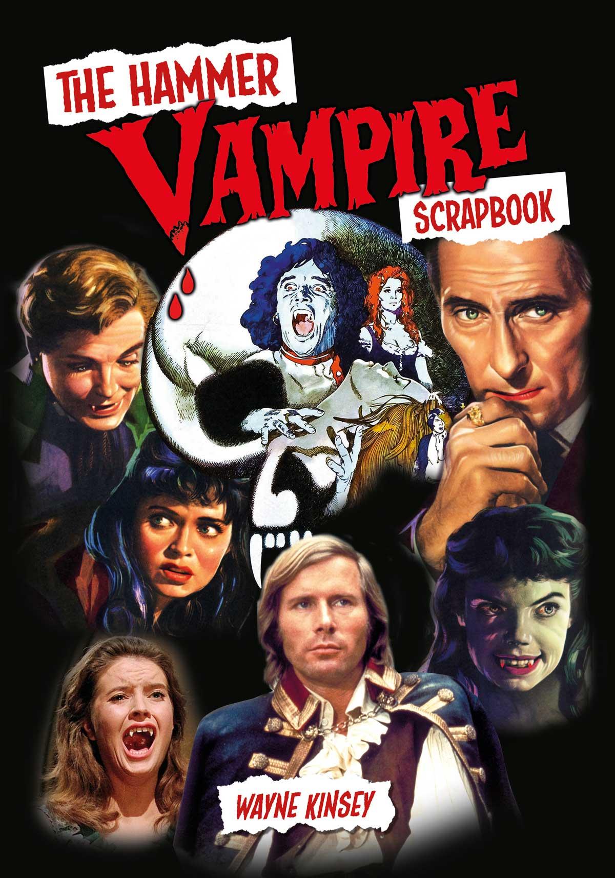 Hammer Vampires Scrapbook