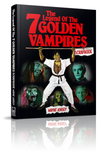 7 Golden Vampires Cover